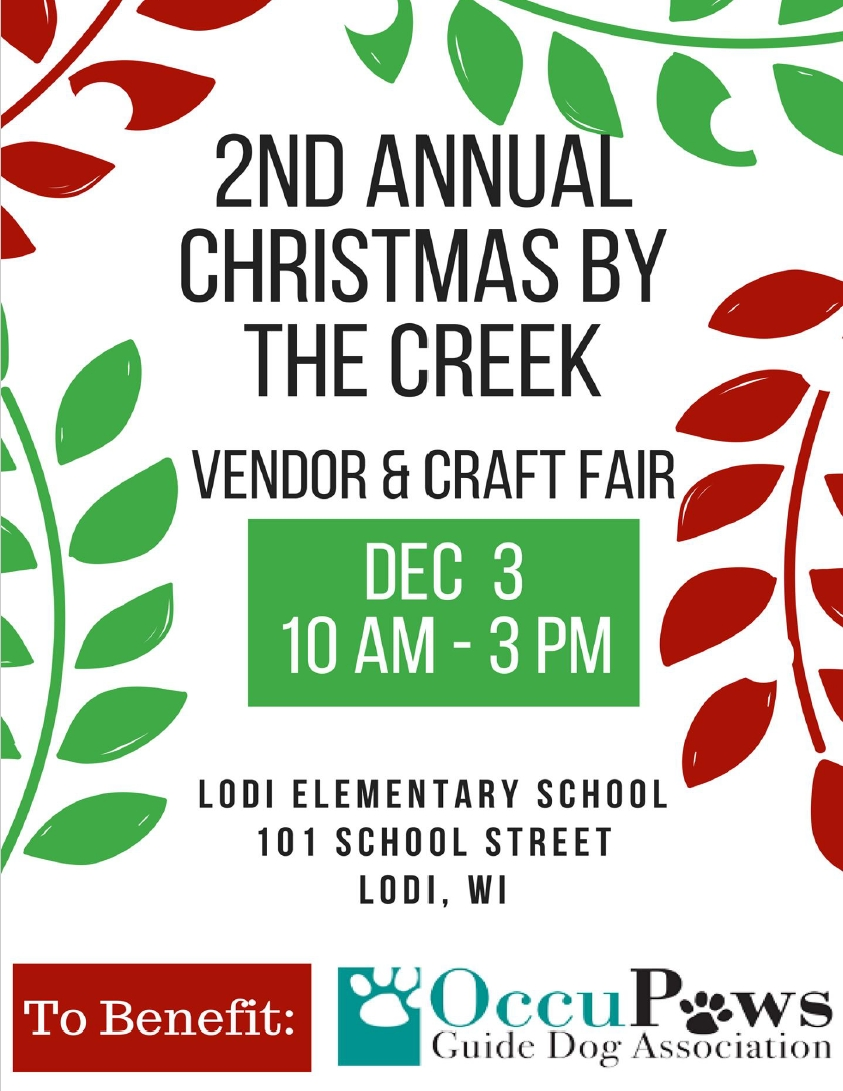 2nd Annual Christmas by the Creek @ Lodi Elementary School | Lodi | Wisconsin | United States